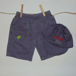 Pantalón corto + visera MIMARCA