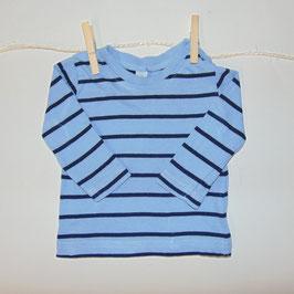 Camiseta rayas azules YAMBOO