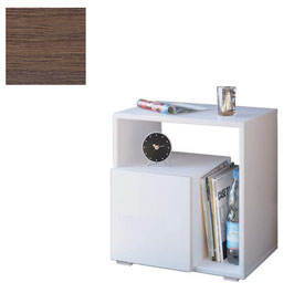 Mesita, mesa auxiliar HOME - Color Roble Thermo.