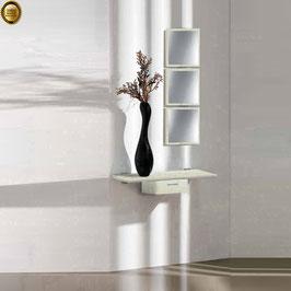Recibidor diseño XICÓTE 80cm (Sobre madera) - Color Roble Oxford.