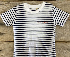 Tee shirt marin 'mini surfer'/ 'mini surfeuse'