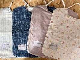 Serviettes elastiques popeline / coton