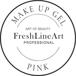 Make Up Gel Pink