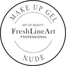 Make up gel Nude