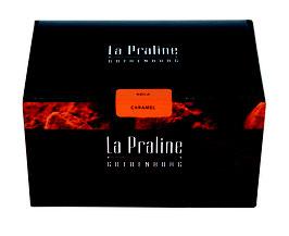 La Praline Schokotrüffel Karamel 200 g