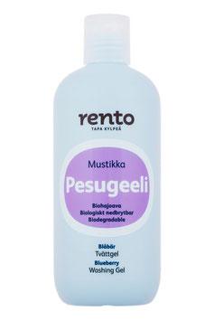 Rento Waschgel blaubeere, Biologisch Abbaubar 350 ml