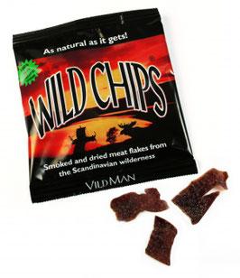 Wild Man Wild Chips 40 g