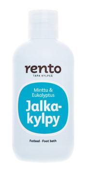 Rento Fußbad Pfefferminz/Eukalyptus 200ml
