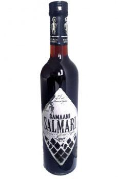 Samaani Salmari Lakritz Likör 500 ml 21 % vol