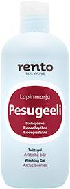 Rento Waschgel Arktische Beeren, Biologisch Abbaubar 350 ml