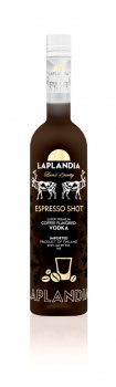 Laplandia Espresso Shot 37,5 % vol, 700 ml