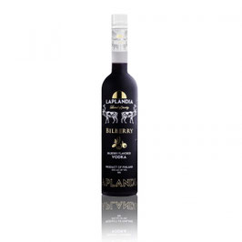 Laplandia Bilberry Shot, Heidelbeer Vodka 700 ml, 40 % vol