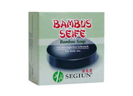 SEGIUN  Bambus Seife