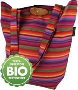 EMIL Tasche / RAINBOW / Bio Cotton