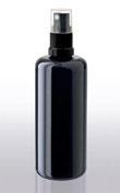 MIRON Violettglas Zerstäuberflasche / 100ml