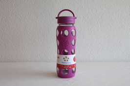 LIFEFACTORY BOTTLE / Classic / 650ml / Pink