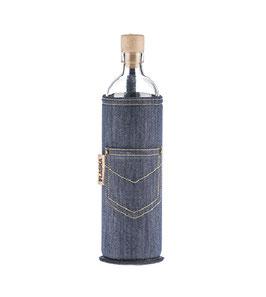 FLASKA - Trinkflasche / NEOPREN Jeans / 3dl