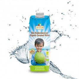 Dr. Goerg Premium Bio-Kokoswasser / 4 x 1L
