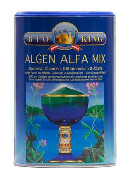 BIOKING Algen-Alfa-Mix / Pulver 500g