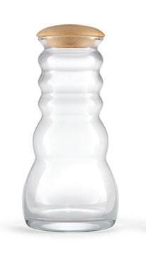KRUG CADUS Glas 1L / Arvenholzdeckel