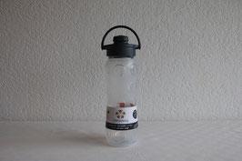 LIFEFACTORY Bottle - 650ml / Flip / Transparent Weiss
