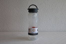 LIFEFACTORY BOTTLE / Classic / 650ml / Transparent Weiss