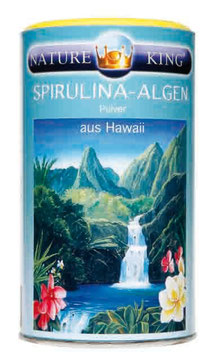 BIOKING Hawaiian Spirulina / Pulver 200g