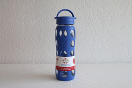 LIFEFACTORY BOTTLE / Classic / 650ml / Blau