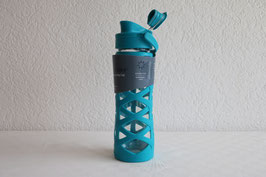 LIFEFACTORY Bottle - 650ml / Flip / Petrol