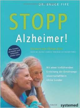 BUCH: STOPP Alzheimer! / Dr. Bruce Fife