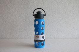 LIFEFACTORY Bottle - 650ml / Flip / OCEAN
