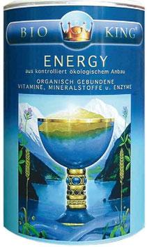 BIOKING ENERGY Pulver zur Nahrungsergänzung / 500gr