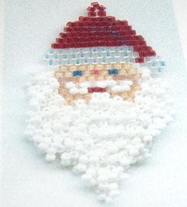 KIT Natale Miyuki Ciondolo Babbo Natale