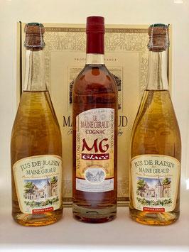 Coffret Cadeau Apéritif au Cognac