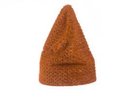 Bergün Mütze retro felsorangebraun