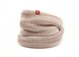 Stugl Loop rosa/weiss meliert