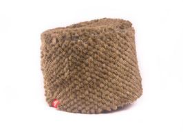 Bergün Mütze rondo steinbeige