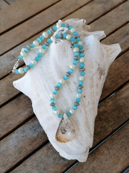 Kinder Halskette Leukasia