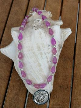 Perlen Halskette Aretha