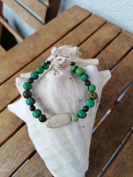 Ethno Perlen Armkette Awen