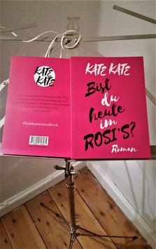 """Taschenbuch      """"Bist du heute im ROSI'S?"""""""