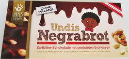 UNDIS NEGRABROT Zartbitter  140g