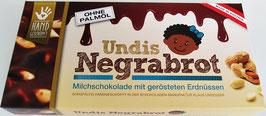 UNDIS NEGRABROT Vollmilch 140 g