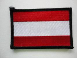"""Österreich Aufnäher """"Fahne"""" Nr.12"""