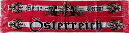 """Österreich Fanschal """"Meine Heimat"""""""