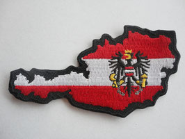 Österreich Aufnäher 2