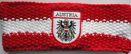 Austria Stirnband mit Stick