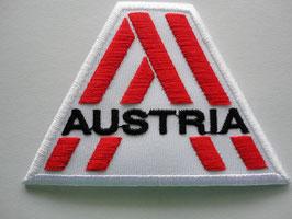 """Österreich Aufnäher 10 """"Austria"""""""