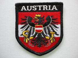 Austria Aufnäher mit Adler Nr. 13