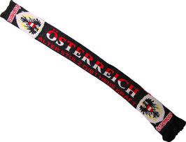 Österreich Fanschal schwarz 1